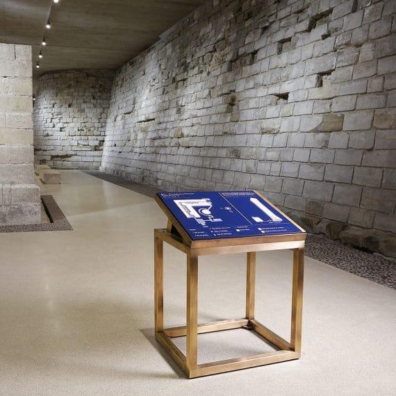 Musée du louvre, accessibilité, architecture
